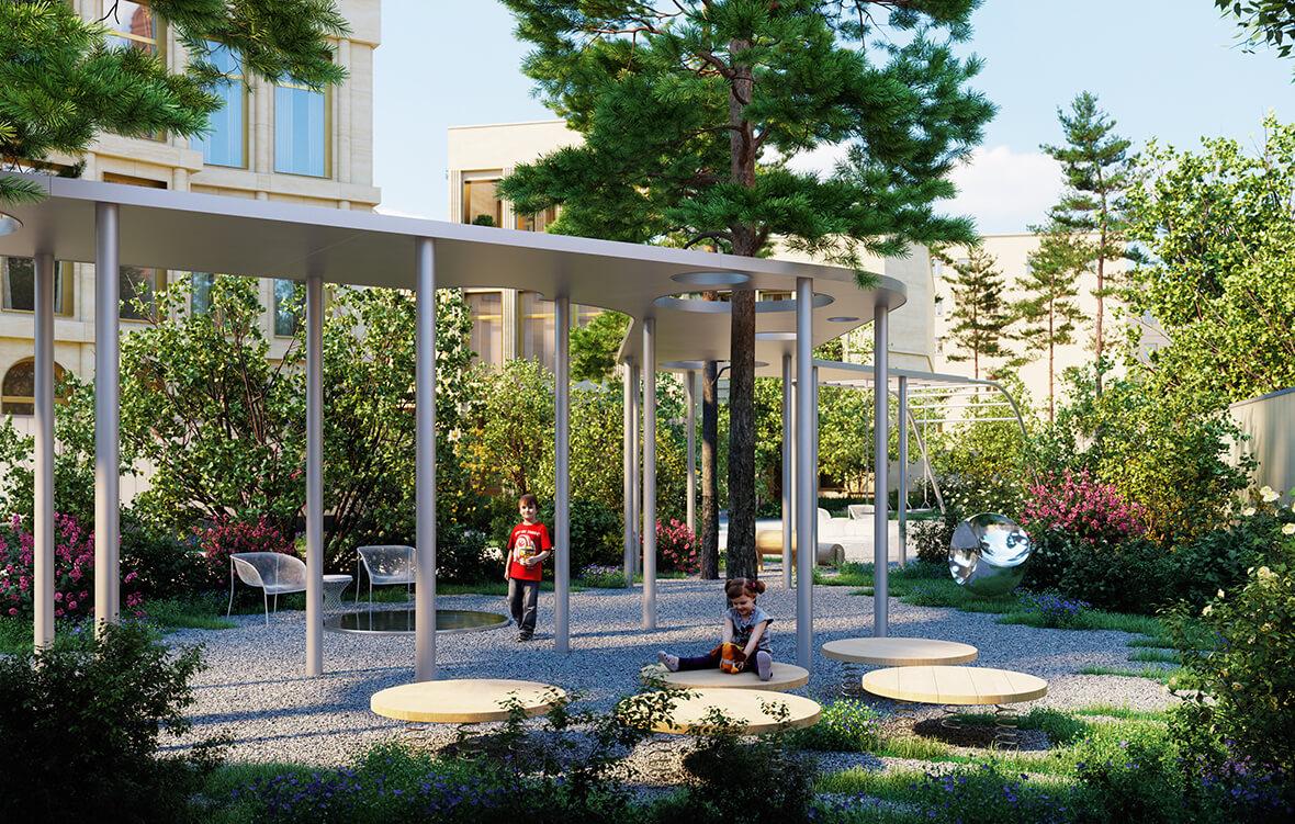 Сад и парк 2